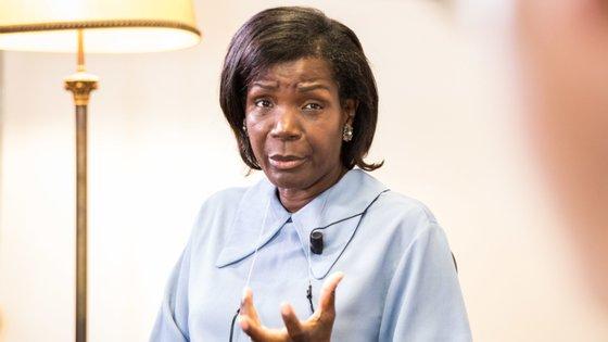Francisca Van Dunem, que foi chamada à comissão pelo PSD, disse que o Governo se limitou a acolher o nome indicado pelo Conselho Superior do Ministério Público
