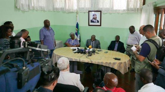 O secretário-geral da Renamo considerou a alegada repressão aos membros do partido contrária ao espírito e letra do Acordo de Paz e Reconciliação Nacional