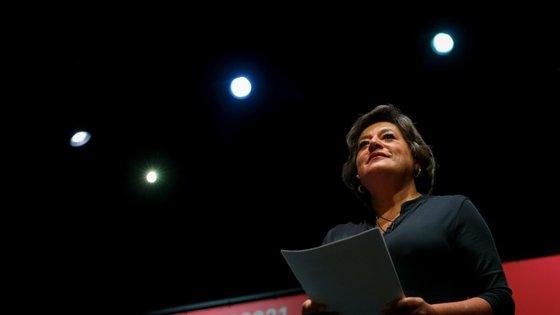 """A ex-eurodeputada socialista decidiu assim cancelar os debates públicos subordinados ao tema """"Cuidar de Portugal"""" já anunciados para a próxima sexta-feira, dia 16, em Braga, e para o próximo sábado, 17, no Porto"""