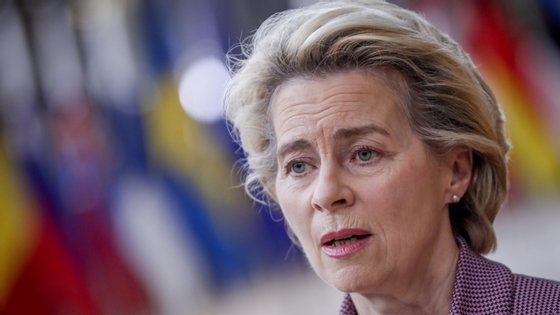 """O bloco comunitário """"está unido, tem uma clara posição e quer um bom acordo, mas não a qualquer custo"""", afirmou a líder europeia"""