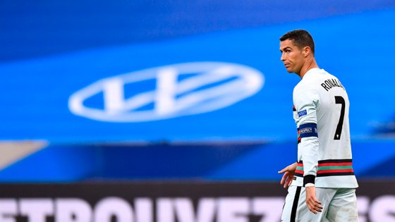 O capitão da Seleção Nacional falhou o jogo contra a Suécia, a contar para a Liga das Nações, depois de ter testado positivo para a Covid-19