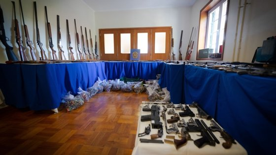 A Operação Ibéria envolveu 300 elementos que realizaram mais de 200 buscas domiciliárias e não domiciliárias na região Norte