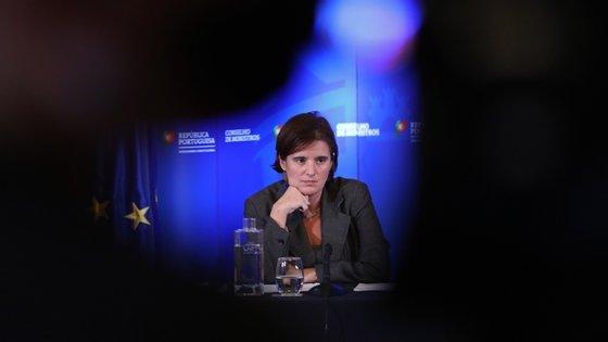 Mariana Vieira da Silva falava na inauguração do 109º Centro Local de Apoio à Integração de Migrantes