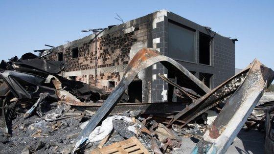 Os incêndios de outubro de 2017 destruíram empresas, casas, infraestruturas públicas, explorações agropecuárias e 290 mil hectares de floresta na região Centro