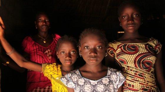 Algumas meninas fogem das suas comunidades por tentativa de casamento forçado, maus tratos ou tentativa de incesto
