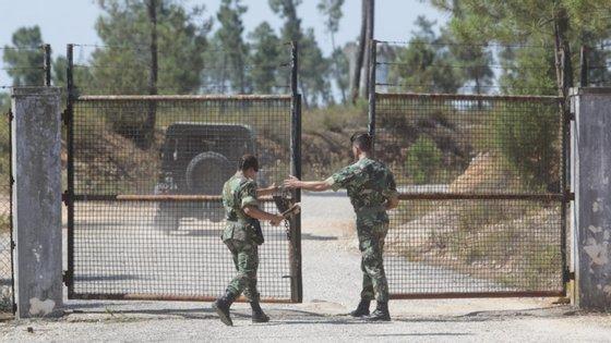 O início do julgamento dos 23 arguidos do processo de Tancos está marcado para 2 de novembro