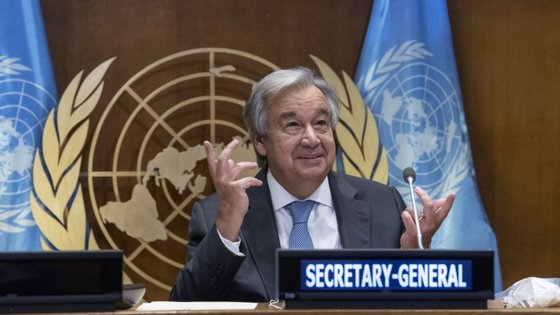 António Guterres cumpre agora 4 anos à frente da ONU