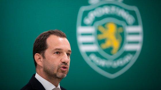 Frederico Varandas apontou erros não só ao árbitro mas também (ou sobretudo) ao VAR, recordando outros episódios com Tiago Martins