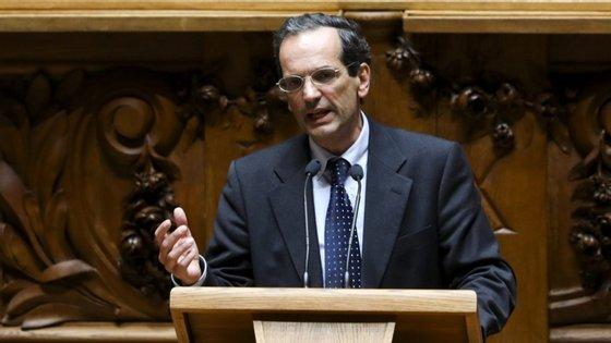 Trigo Pereira desvinculou-se da bancada do PS no final da última legislatura