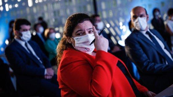 Aapesar de não ter havido qualquer acordo com os sindicatos, Alexandra Leitão não dá como fechadas as negociações para aumentar os salários da função pública
