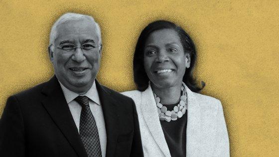 O primeiro-ministro António Costa tem segurado a Francisca Van Dunem, ministra da Justiça, perante os pedidos de demissão da oposição