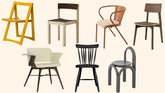 Nacionais e para todos os gostos e carteiras. Uma dezena de cadeiras para repousar e decorar © Grafismo Ana Martingo