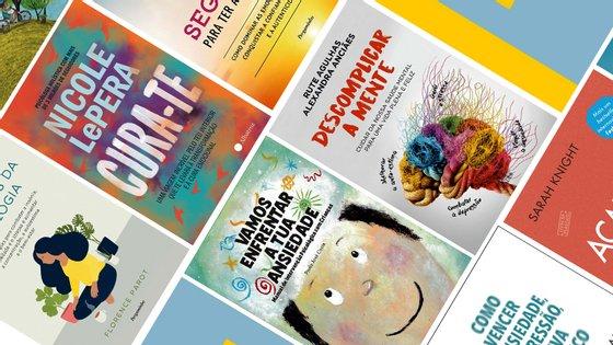 Reunimos 12 livros de autores portugueses e internacionais que, de uma maneira ou outra, abordam o tema da ansiedade