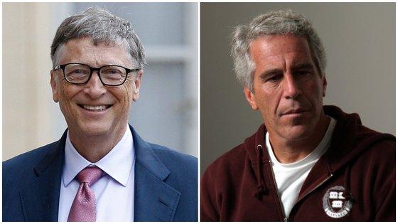 """Bill Gates assumiu que esteve em """"vários jantares"""" com Jeffrey Epstein"""