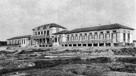 O Sanatórimo Marítimo do Norte