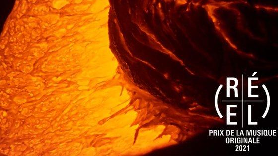 """Fotografia do Facebook do """"Cinéma du réel - Festival international du film documentaire"""": Prémio para Música Original: ROCK BOTTOM RISER de Fern Silva"""
