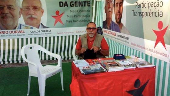 Em 2017, Luís Filipe Gobern Lopes foi o cabeça de lista do Bloco de Esquerda à Junta de Freguesia de Santo António da Charneca, no Barreiro. Em 2021 é o sétimo da lista do partido à mesma freguesia