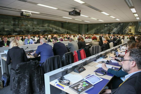 EU Open Days 2014, Brussels, Growing Together,