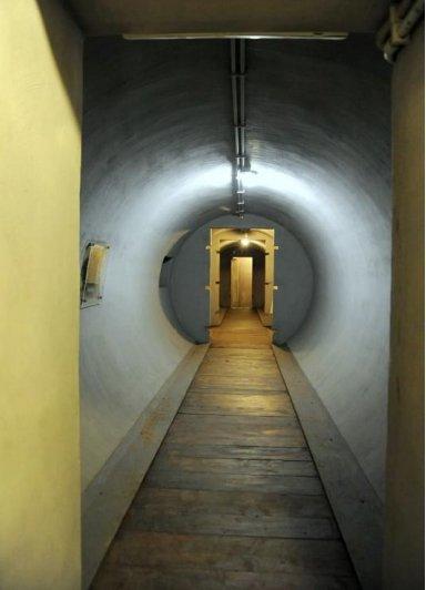 bunker-corredor