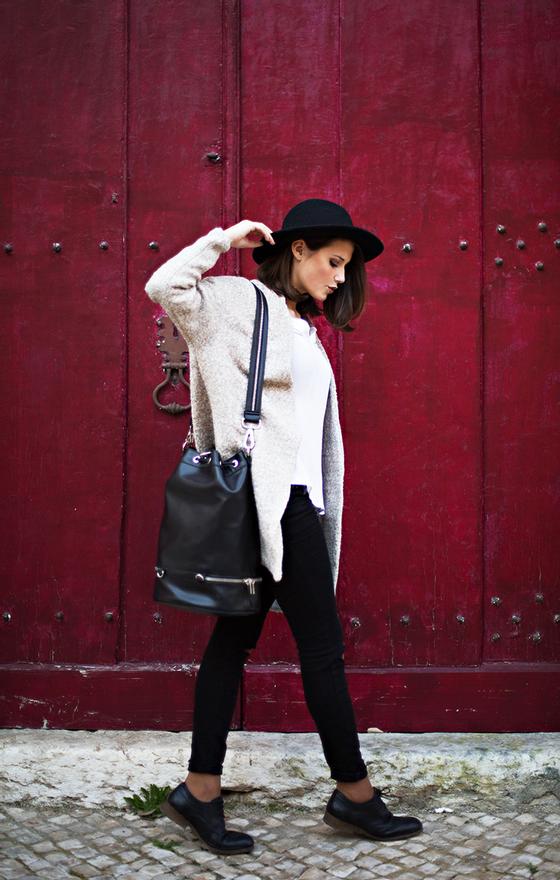 Banging Fashion chapéu - foto de Dani Nunes