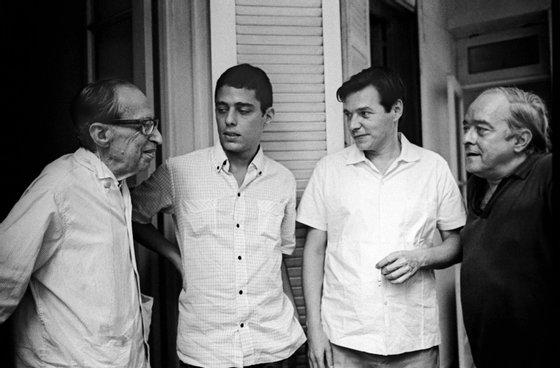 Manuel Bandeira-Chico Buarque-Tom Jobim-vinicius de Moraes