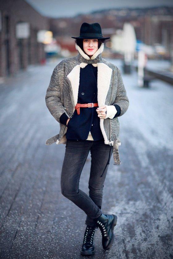 Style Devil inverno chapéu