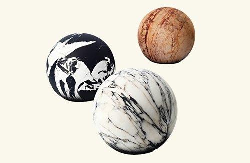 poufs mármore