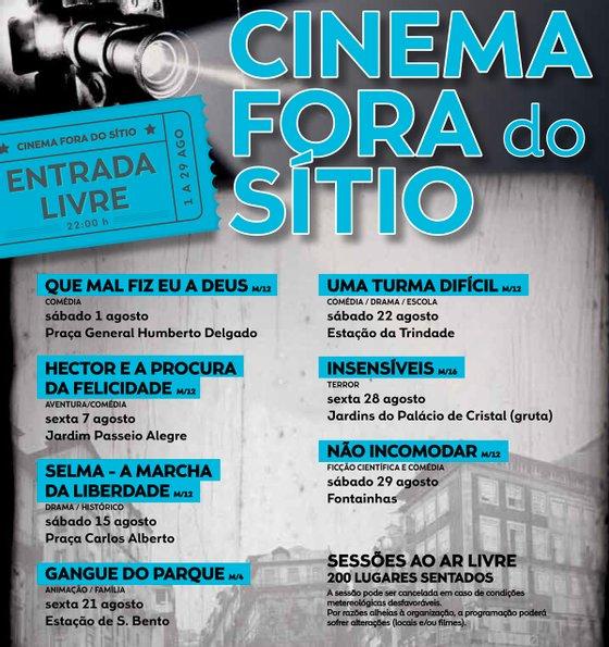 cinema fora do sitio 2015