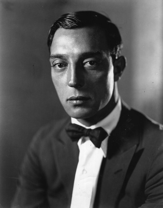 circa 1925: American film comedian Buster Keaton (1895 - 1966). (Photo by Hulton Archive/Getty Images)