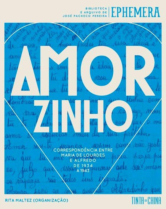 Cartas de amor trocadas entre anónimos