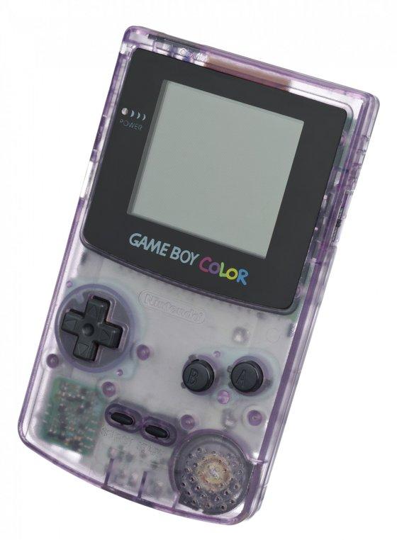 GameBoy Color. Fotografia: Evan-Amos