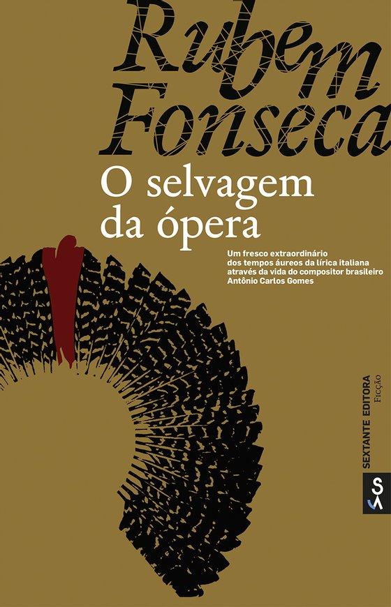 Novo romance de Rubem Fonseca, pela Sextante