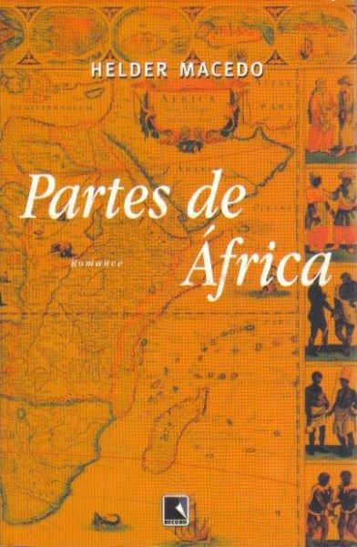 Partes D' África será em breve publicado pela universidade de Oxford