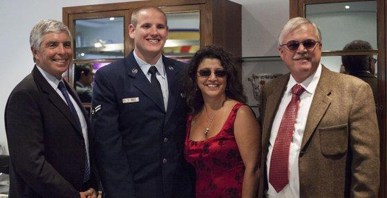 Spencer Stone e força aérea americana
