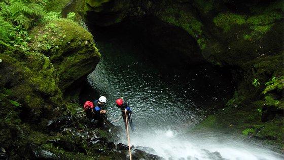 Canyoning - Madeira