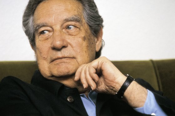 Octavio Paz, writer (Photo by Pepe Franco/Cover/Getty Images)