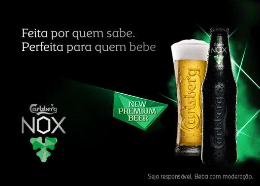 Publicidade - Carlsberg Nox
