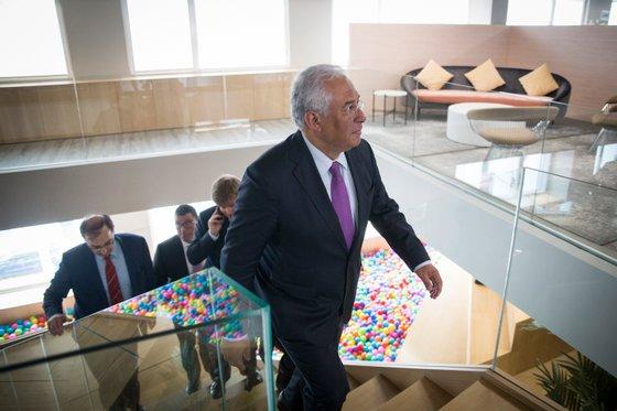 Farfetch, António Costa, Primeiro Ministro, José Neves,