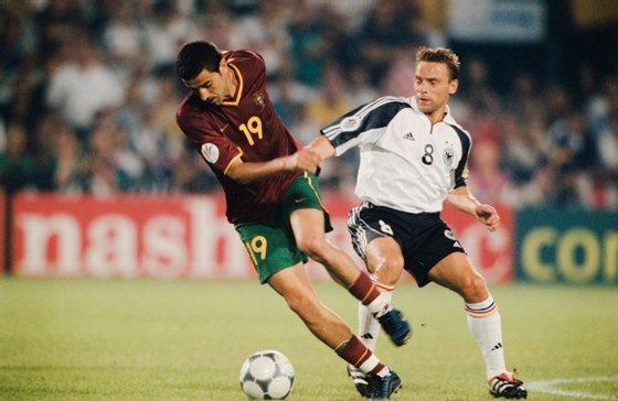 Euro 2000: Portugal vs. Germany