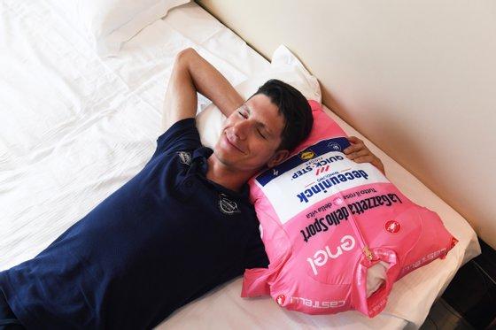 103rd Giro d'Italia 2020 - Rest Day 1 - Team Deceuninck - Quick-Step - Press Conference