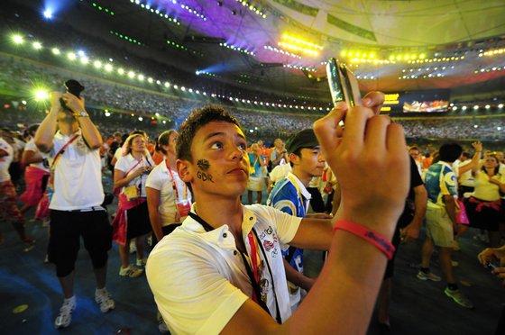 Olympics - Beijing Olympic Games 2008 - Closing Ceremony