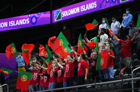 Solomon Islands v Portugal: Group C - FIFA Futsal World Cup 2021