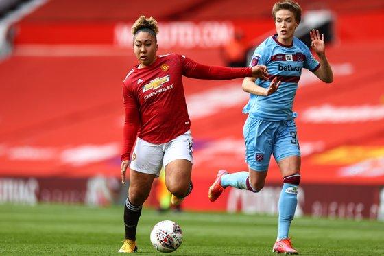 Manchester United Women v West Ham United Women - Barclays FA Women's Super League