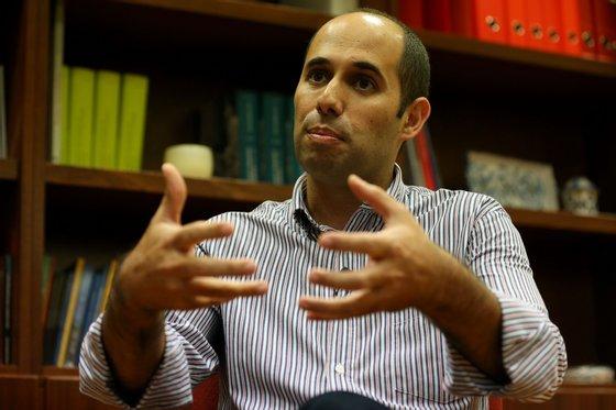 """BE/Convenção: Pedro Filipe Soares diz que """"participação recorde"""" mostra """"vontade de mudança"""""""