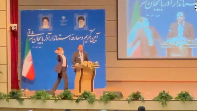 Governador iraniano