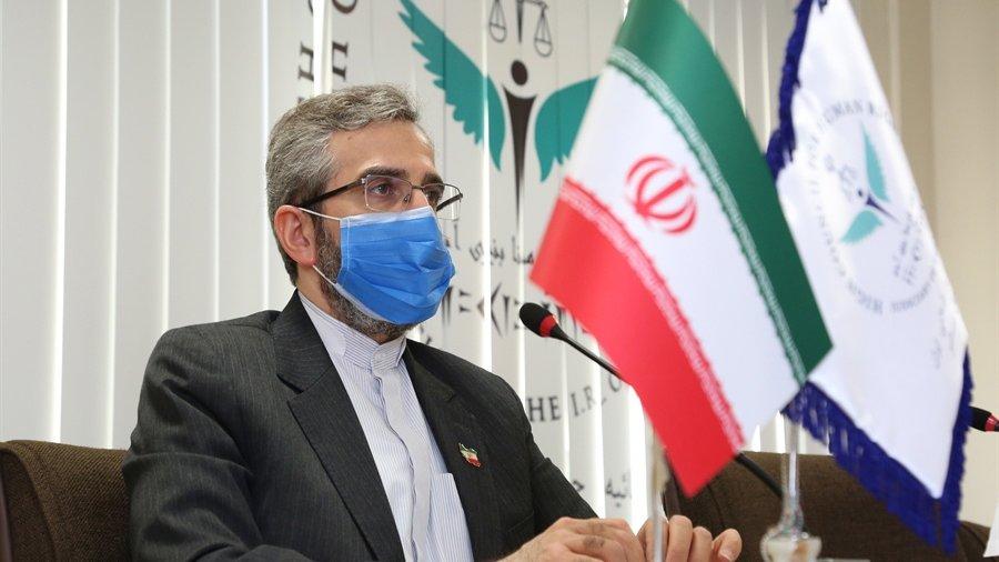 Ali Bagheria, novo Chefe de negociações Nucleares do Irão