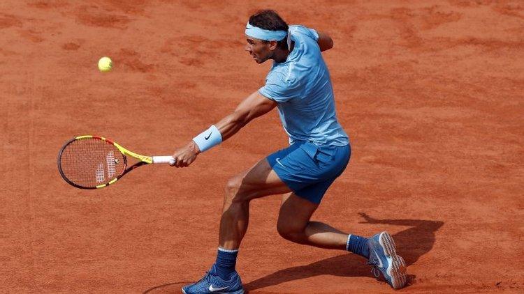 Rafael Nadal Apura Se Para A 11 ª Final De Roland Garros Observador