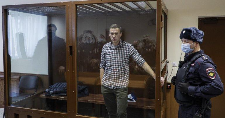 """Alexei Navalny vence Prémio Sakharov. """"É um prémio simbólico, mas no caso de Navalny é um sinal político de apoio e coragem"""""""