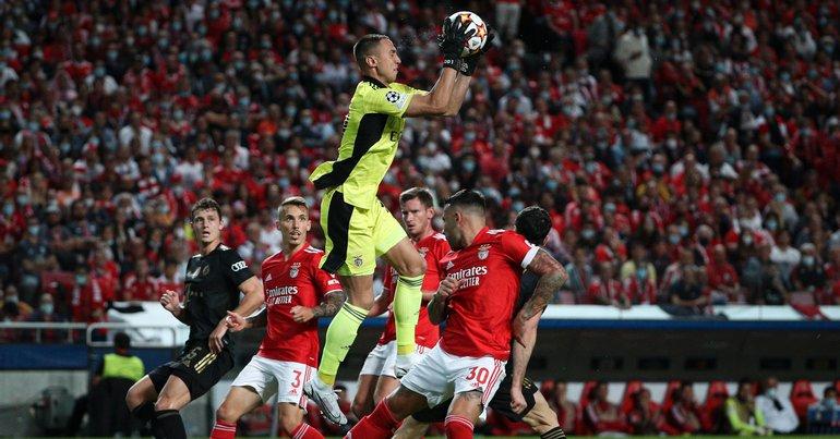 """Benfica """"baralhou o Bayern"""" com Darwin a ser """"o grande obreiro"""""""