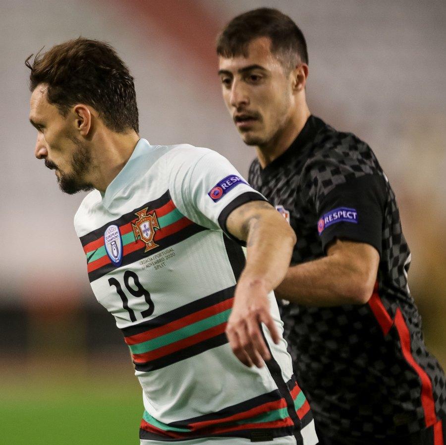 Portugal Vence Na Croacia Com Dois Golos De Ruben Dias 2 3 Observador
